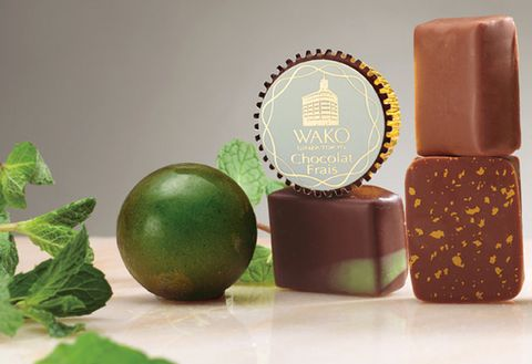 Soap, Chocolate, Bar soap, Food, Cosmetics, Praline, Confectionery,