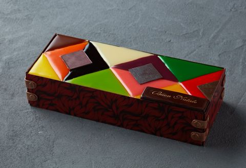 Red, Box, Orange, Rectangle, Triangle, Toy,