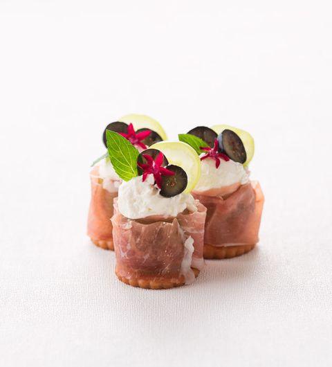 Food, Dish, Cuisine, Ingredient, Garnish, À la carte food, Dessert, Petit four, Produce, Recipe,