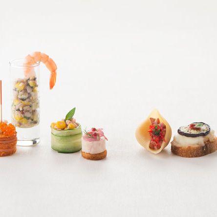 Food, Dish, Sushi, Cuisine, À la carte food, Finger food, Hors d'oeuvre, Comfort food, Canapé, Dessert,
