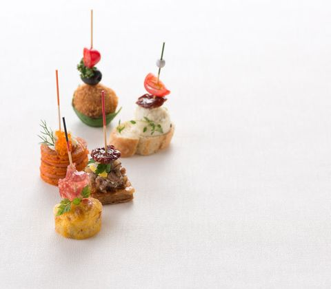 Pincho, Food, Brochette, Canapé, Dish, Skewer, Cuisine, Finger food, Hors d'oeuvre, appetizer,