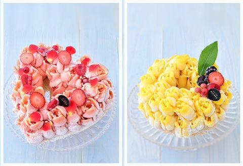 Food, Dish, Cuisine, Fruit salad, Sweetness, Dessert, Cake, Ingredient, Torte, Fruit cake,