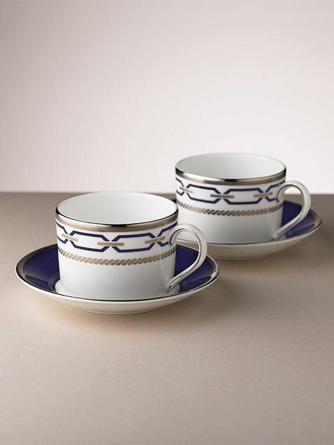 Cup, Saucer, Cup, Teacup, Serveware, Porcelain, Tableware, Blue, Dishware, Coffee cup,