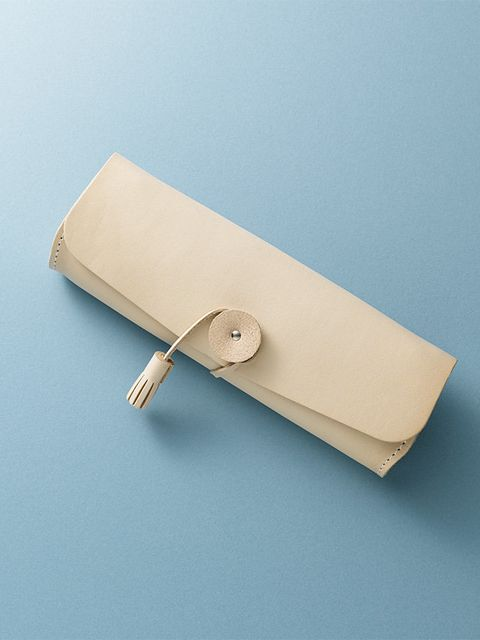 Beige, Rectangle, Fashion accessory, Wallet, Leather,