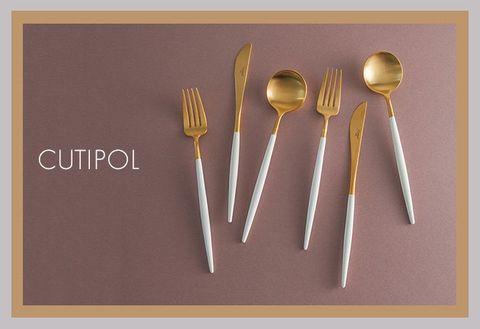 Fork, Cutlery, Tableware, Spoon, Household silver, Kitchen utensil, Metal,