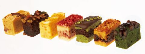 Food, Cuisine, Dish, Dessert, Ingredient, Petit four, Baked goods, Produce, Chocolate brownie, Confectionery,