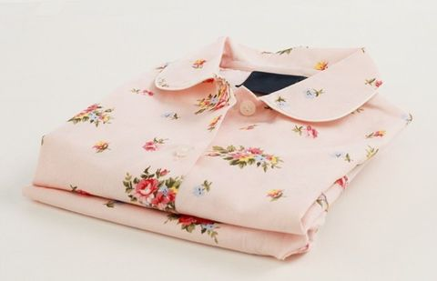 Product, Textile, Collar, Pink, Pattern, Home accessories, Peach, Bag, Pattern, Button,