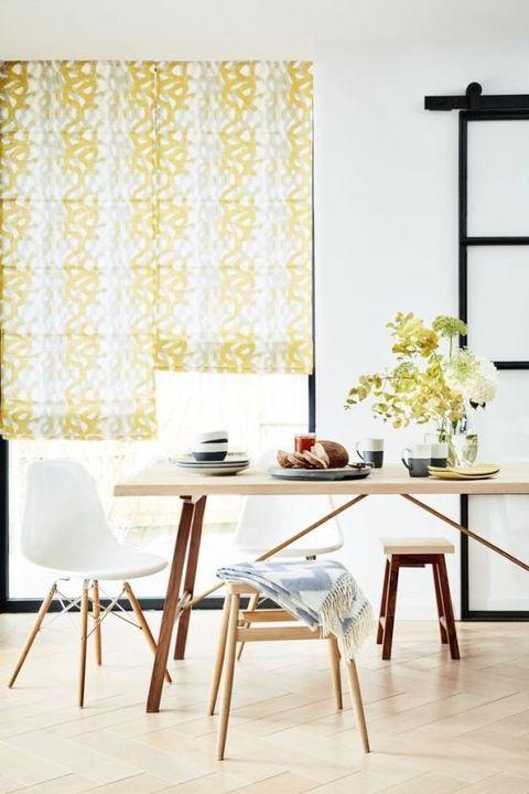 Wood, Room, Interior design, Furniture, Floor, Table, Fixture, Interior design, Chair, Peach,