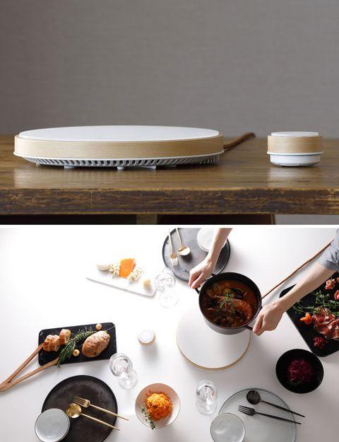 Spoon, Tableware, Table, Cutlery, Food, Kitchen utensil, Dish, Cuisine, Furniture, Dishware,