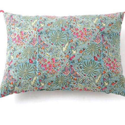 Green, Cushion, Throw pillow, Textile, Pillow, Red, Pink, Linens, Teal, Pattern,