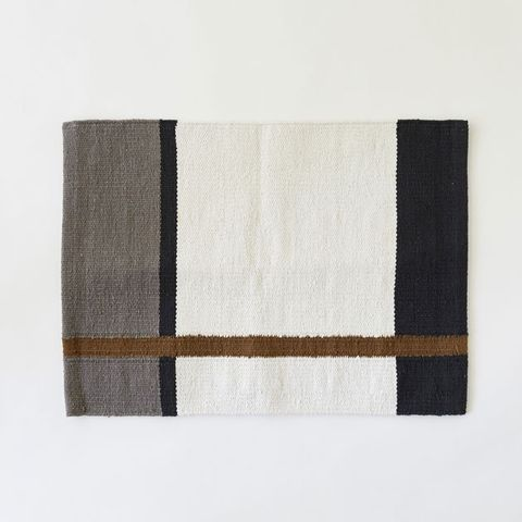 Brown, Beige, Placemat, Rectangle, Textile, Linens, Wood, Linen, Square, Flooring,