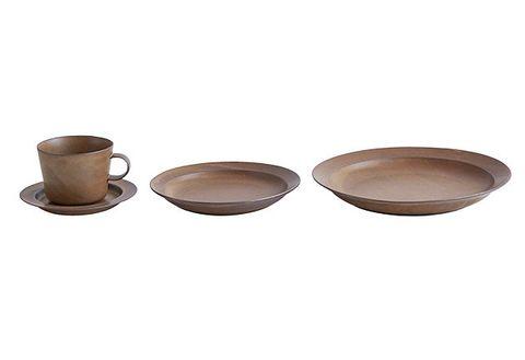 earthenware, Dinnerware set, Dishware, Tableware, Serveware, Cup, Pottery, Teacup, Beige, Cup,