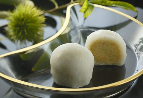 Food, Cuisine, Dish, Mochi, Comfort food, Tteok, Manjū, Dango, Ingredient, Japanese cuisine,