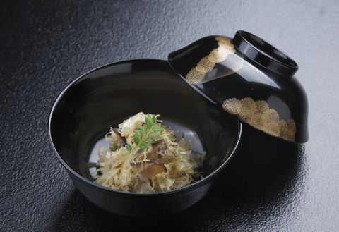 Dish, Cuisine, Food, Ingredient, Steamed rice, Rice, Recipe, Takikomi gohan, Japanese cuisine, Produce,