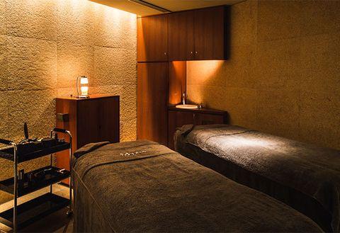 Room, Furniture, Bedroom, Interior design, Bed, Suite, Bed frame, Hardwood, Floor, Building,