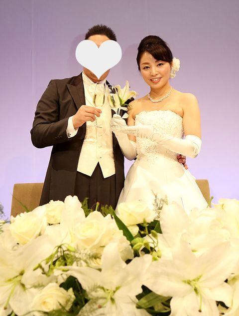 Wedding dress, Bride, Bridal clothing, Gown, Ceremony, Wedding, Wedding ceremony supply, Dress, Marriage, Formal wear,