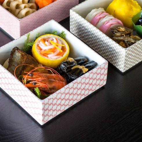 Osechi, Meal, Food, Comfort food, Cuisine, Dish, Japanese cuisine, Food group, Lunch, Vegetarian food,