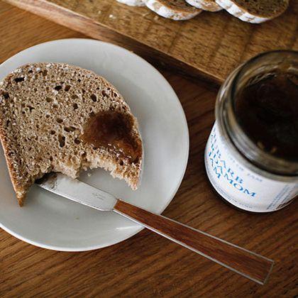 Food, Dish, Sourdough, Soda bread, Ingredient, Cuisine, Bread, Beer bread, Breakfast, Gluten,