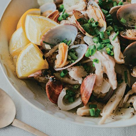 Dish, Cuisine, Food, Ingredient, Karedok, Clam, Seafood, Produce, Cockle, Pasta,