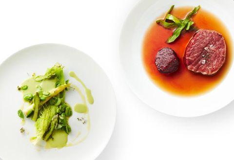 Dish, Food, Cuisine, Ingredient, Produce, À la carte food, Vegetarian food, Recipe, Broccoli, Velouté sauce,