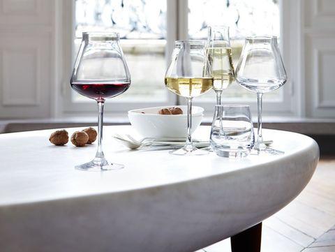 Stemware, Drinkware, Glass, Wine glass, Serveware, Dishware, Barware, Drink, Tableware, Dessert wine,