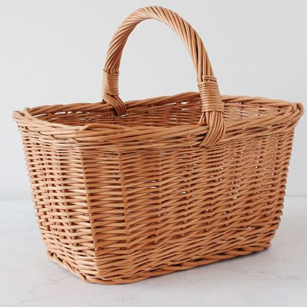 Wicker, Basket, Storage basket, Product, Picnic basket, Hamper, Home accessories, Beige, Laundry basket,