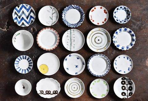 Dishware, Plate, Design, Circle, Tableware, Bottle cap, Porcelain, Pattern, Cup, Ceramic,