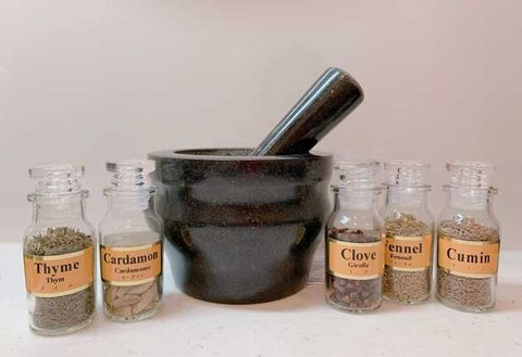Seasoning, Spice, Herbes de provence, Herb,