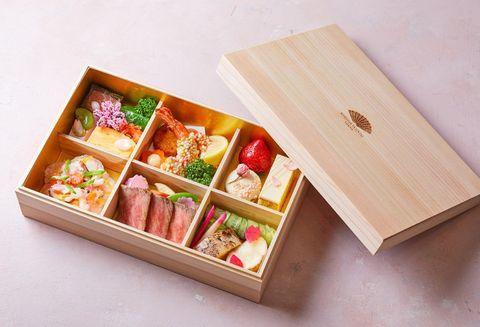 Dish, Food, Cuisine, Meal, Comfort food, Japanese cuisine, Ekiben, Osechi, Bento, Take-out food,