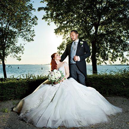 バーバラ・マイヤーのセレブ婚に学ぶ、素敵なウエディング写真の残し方