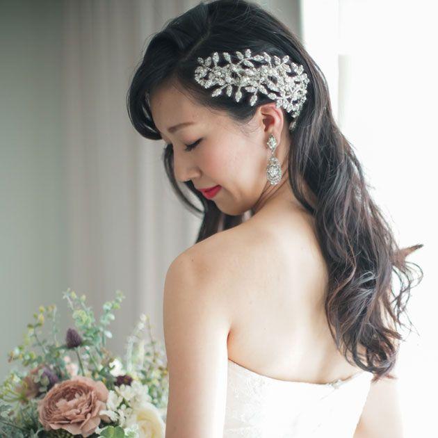 Hair, Bride, Photograph, Headpiece, Dress, Clothing, Hair accessory, Bridal accessory, Wedding dress, Hairstyle,
