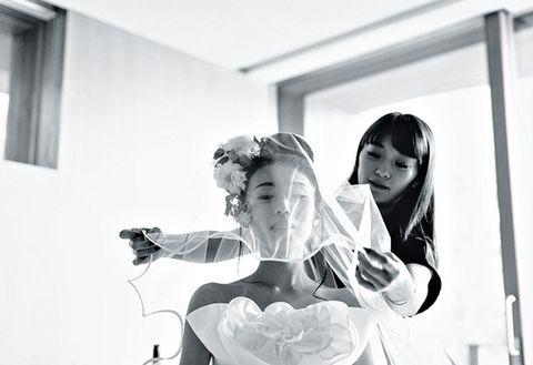 Photograph, White, Black-and-white, Snapshot, Monochrome photography, Monochrome, Photography, Dress, Stock photography, Ceremony,