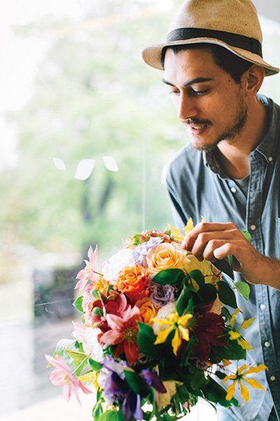 Flower, Floral design, Bouquet, Floristry, Flower Arranging, Plant, Headgear, Hat, Fashion accessory, Photography,