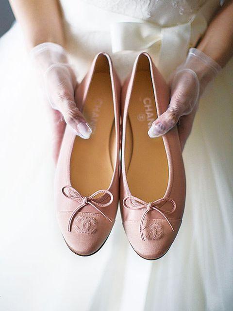 Footwear, Brown, Shoe, Pink, Tan, Fashion, Beige, Close-up, Peach, Fashion design,