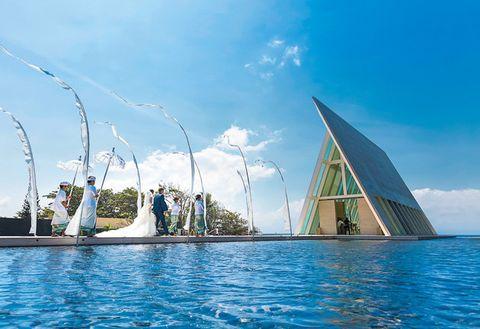 Sky, Blue, Water, Landmark, Daytime, Architecture, Vacation, Leisure, Sea, Tourism,