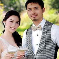 Facial expression, Formal wear, Suit, Smile, Romance, Photography, Outerwear, Happy, Tuxedo, Event,