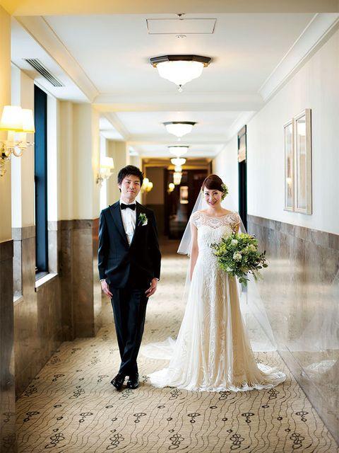 Bride, Wedding dress, Photograph, Gown, Dress, Bridal clothing, Ceremony, Wedding, Formal wear, Marriage,