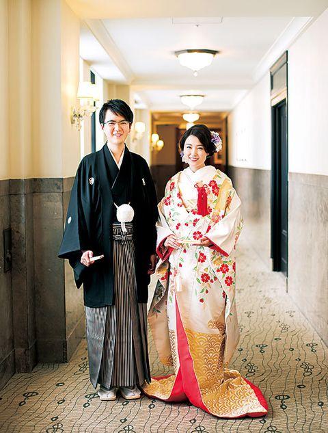 Kimono, Clothing, Costume, Ceremony, Wedding, Bride, Tradition,