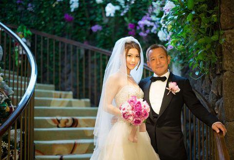 Bride, Photograph, Wedding dress, Veil, Ceremony, Bridal clothing, Gown, Wedding, Dress, Marriage,