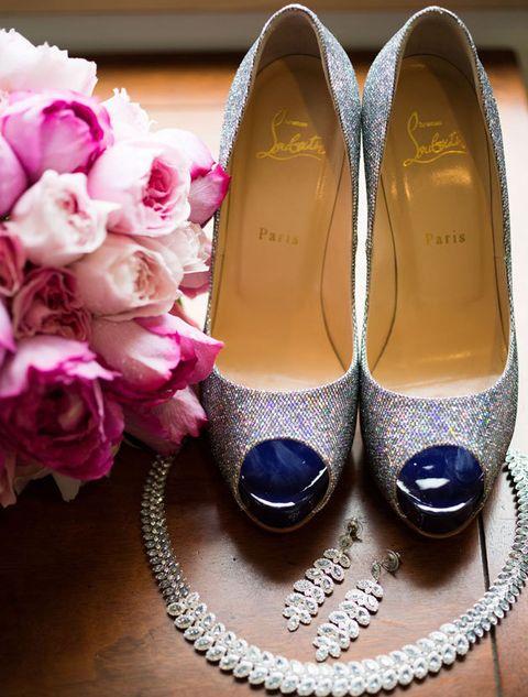 Footwear, Brown, Shoe, Yellow, Photograph, Pink, Style, Purple, Natural material, Tan,