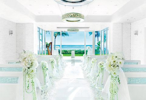 White, Photograph, Green, Ceiling, Room, Interior design, Turquoise, Building, House, Aisle,