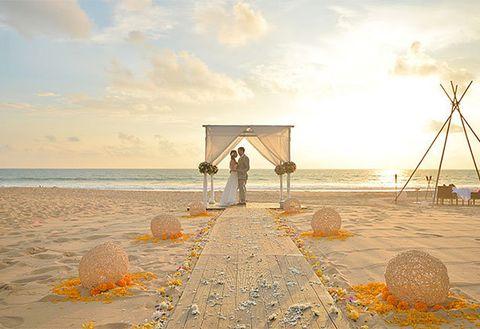 Sky, Sea, Beach, Horizon, Calm, Vacation, Fun, Summer, Sunlight, Sand,