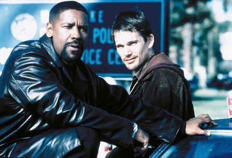 Jacket, Action film, Movie, Art,