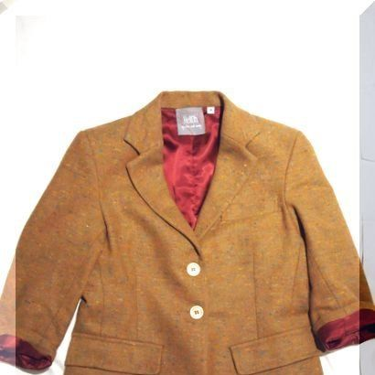 Clothing, Product, Brown, Collar, Dress shirt, Sleeve, Coat, Textile, Outerwear, Pattern,