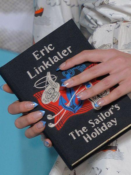 Finger, Hand, Nail, Thumb, Material property, Publication, Book, Cosmetics, Nail polish, Nail care,