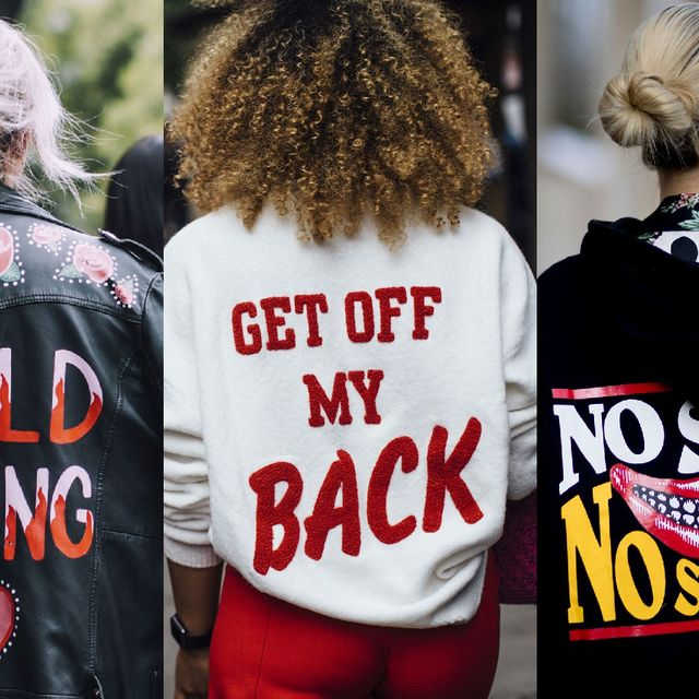 Hair, Clothing, Red, Outerwear, Hoodie, Street fashion, Fashion, Hairstyle, Blond, T-shirt,