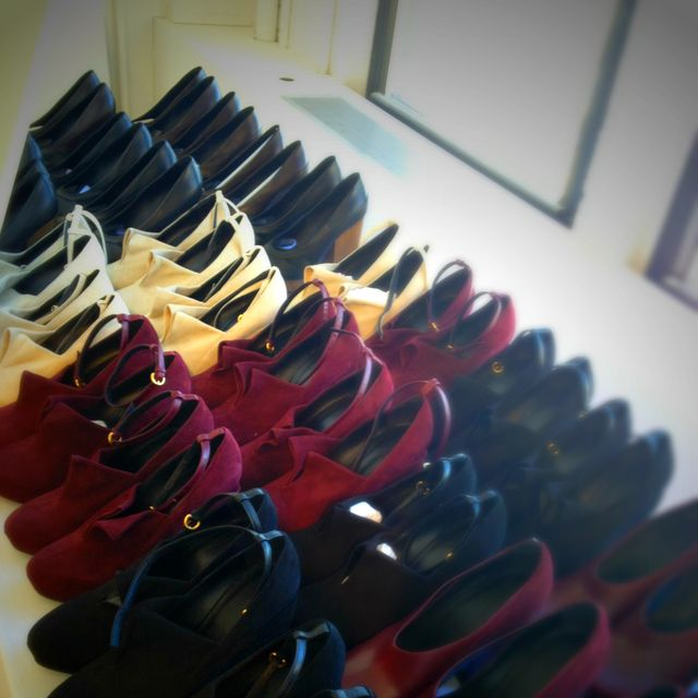Red, Carmine, Bottle, Outdoor shoe, Natural material, Collection, Shoe store, Wine bottle, Shoe organizer,