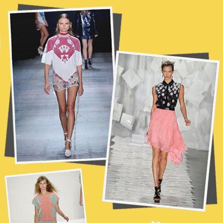 Clothing, Leg, Yellow, Human body, Sleeve, Textile, Pattern, Waist, Style, Fashion,