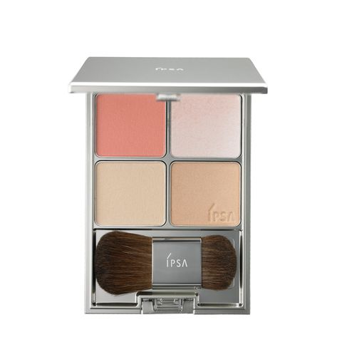 Brown, Rectangle, Peach, Tan, Grey, Beige, Maroon, Cosmetics, Eye shadow, Square,