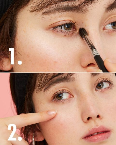 Lip, Cheek, Brown, Skin, Hairstyle, Eye, Eyelash, Forehead, Eyebrow, Earrings,